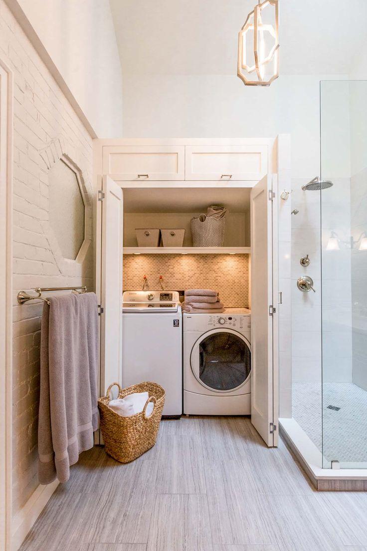 Come organizzare la lavanderia in casa.