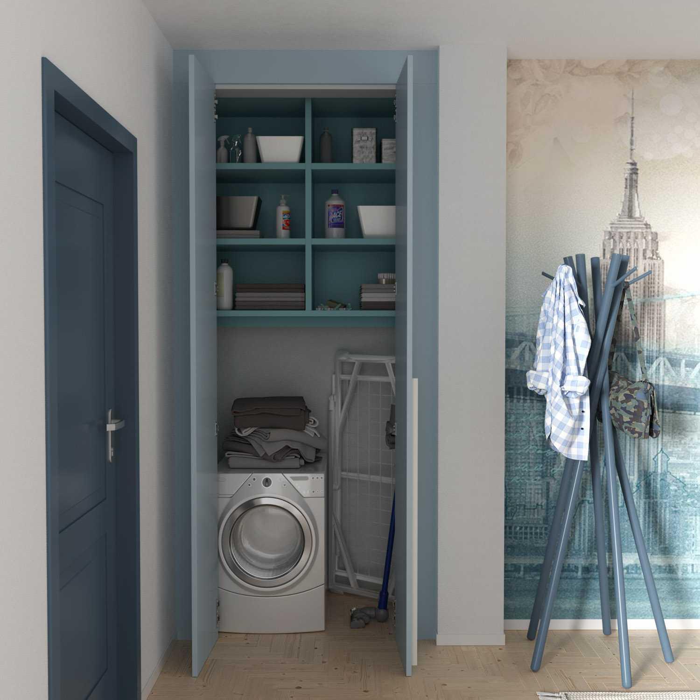 Come ricavare la lavanderia in casa.